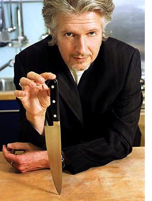 """Frank Schätzing, Buchautor des Bestsellers """"Der Schwarm"""". Foto: B. Löber"""
